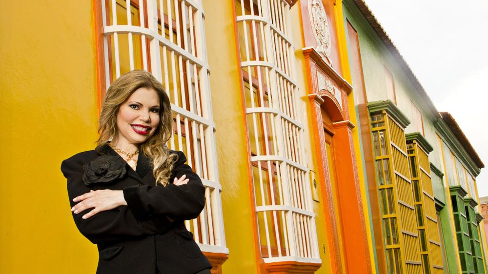 Lucy Amado conferencista Internacional